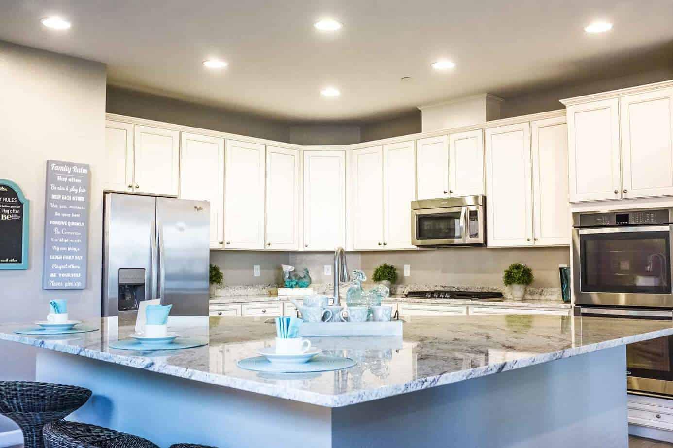 Property kitchen Plymouth