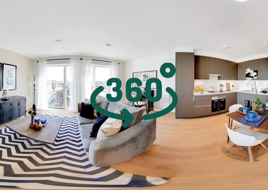 Aspire Estate Agents Plymouth 360 tour