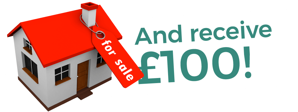 refer a friend and receive £100